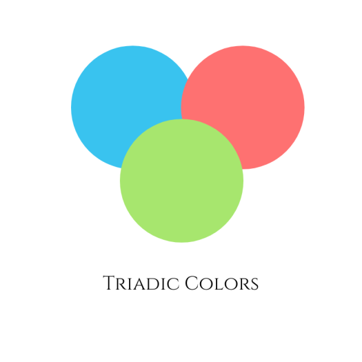 triadic colors