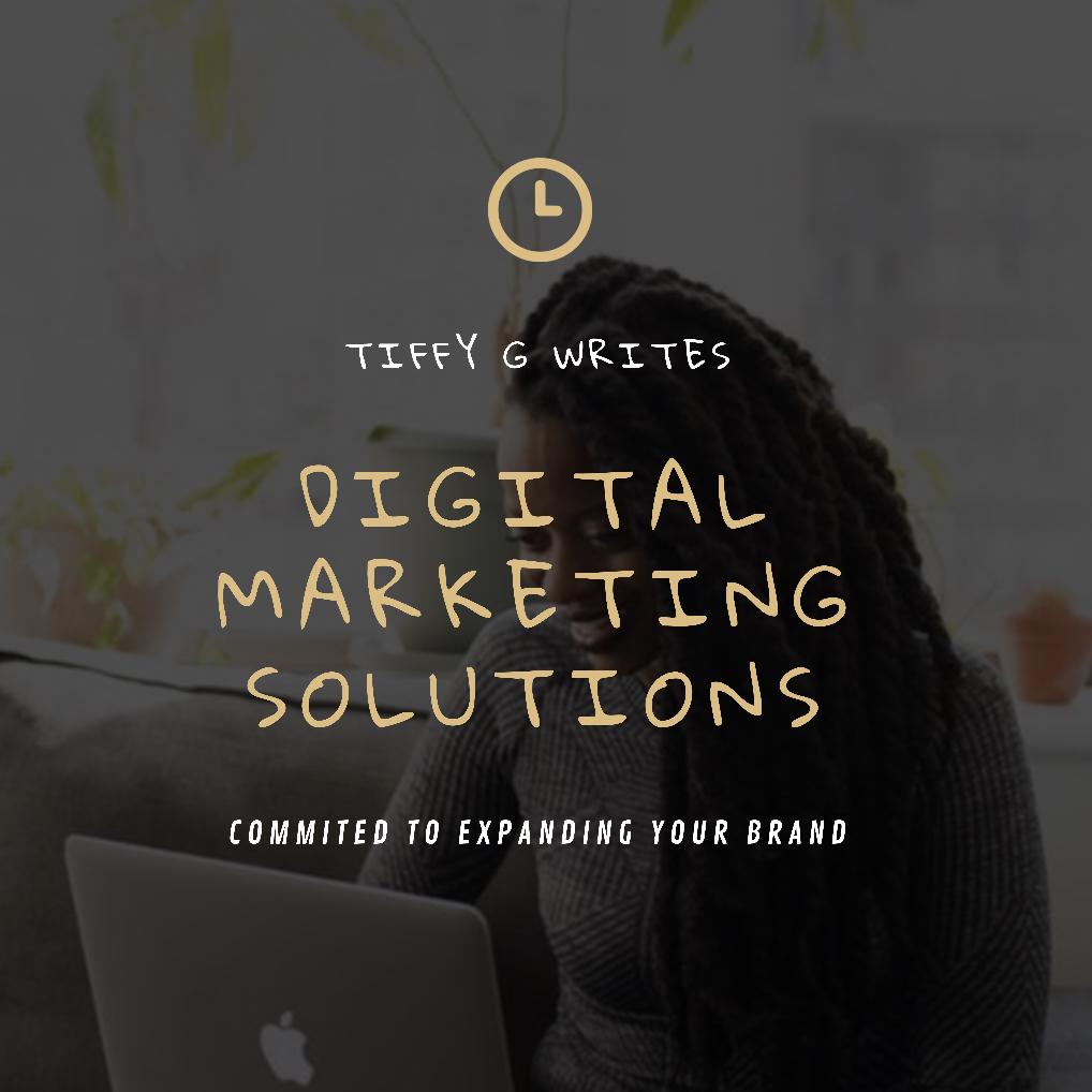 Tiffy G Writes Marketing Copywriter Marketing Content Writer Content Marketing columbus ohio